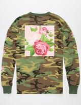 Asphalt Yacht Club Flower Hive Mens T-Shirt