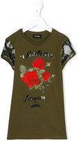 Diesel Tredi T-shirt - kids - Cotton - 8 yrs