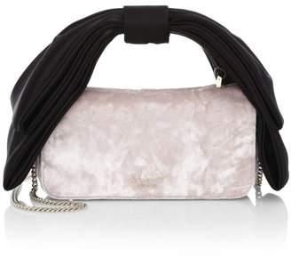 Kate Spade Bowie Velvet Mini Top Handle Bag