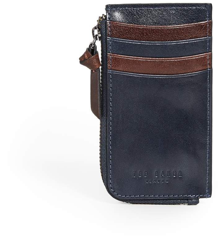 new product 41c5f 7c7cf Bombay Zip Card Case