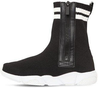 DKNY Knit Sock Sneakers