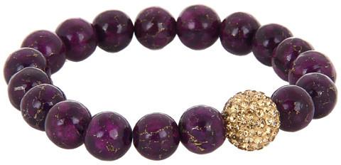 Dee Berkley Puerto Rico Purple Bracelet