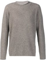 Massimo Alba crew neck sweater