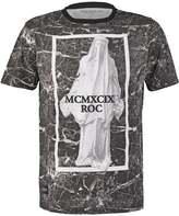 Rocawear Print Tshirt Black