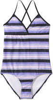 Joe Fresh Kid Girls' Triangle One Piece Swimsuit