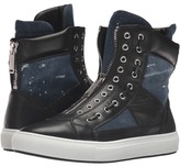 DSQUARED2 Asylum Denim High Top Men's Shoes