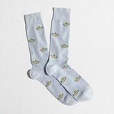 J.Crew Factory Factory trout socks
