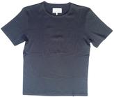 Maison Margiela Navy Cotton T-shirt