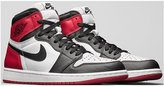 "Foot Locker House of Hoops Air Jordan 1 Retro High OG ""Black Toe"" 555088-125 Early Release 11/5/2016 Men's Shoe"