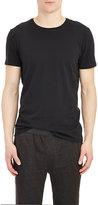 ATM Anthony Thomas Melillo Men's Basic Jersey T-shirt-BLACK