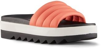 Cougar Slide Leather Sandals - Prato