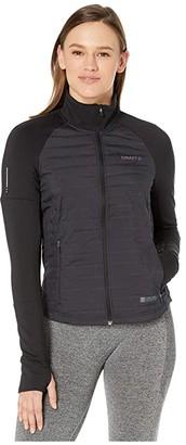 Craft Subzero Jacket (Black) Women's Clothing