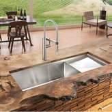 """Blanco Precision 38"""" L x 18"""" W Single Bowl Kitchen Sink"""