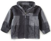 Columbia Baby Boys 3-24 Months Zing III Buffalo Plaid Fleece Jacket