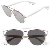 Christian Dior 'Technos' 57mm Sunglasses