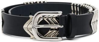 Isabel Marant Buckled Adjustable Belt