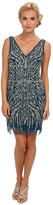 Adrianna Papell Embellished Mesh Dress 41886540