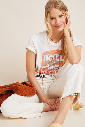 Sol Angeles Monte Carlo Graphic Tee By in White Size S