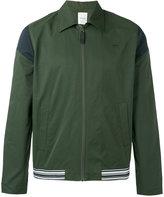 Wood Wood Charles bomber jacket