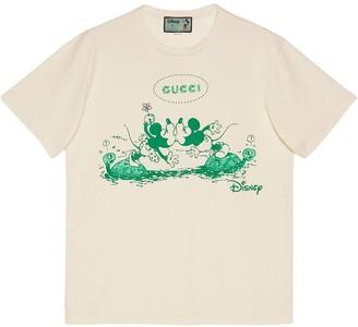 Gucci x Disney Mickey and Minnie T-shirt