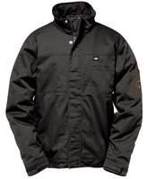 Caterpillar Men's Flame Resistant Light Weight Twill Jacket - Fr Black Jackets