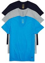 Polo Ralph Lauren Classic V-Neck Tee - Pack of 3