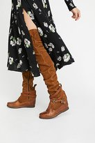EL VAQUERO Axel Thigh High Boot by at Free People