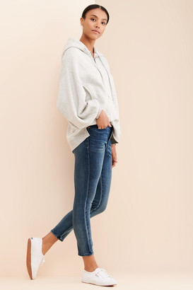 Universal Standard Seine High-Rise Skinny Jeans