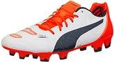 Puma Men's Evopower 1.2 Firm Ground Soccer Shoe