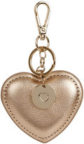 """Oasis HEART LEATHER KEYRING [span class=""""variation_color_heading""""]- Gold[/span]"""