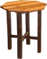 Derecho Pub Table Union Rustic Color: Antique Oak