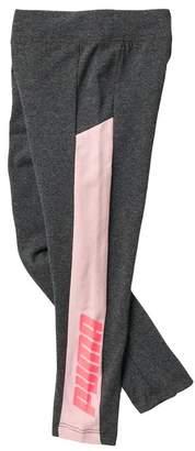 Puma Slant Sports Pack Colorblock Leggings (Toddler Girls)