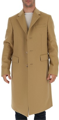 Burberry Single Breasted Coat