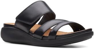 Clarks Un Bali Way Slide Sandal