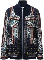 Sacai tribal lace jacket