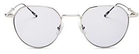 Montblanc Men's Square Sunglasses, 50mm
