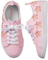 Gymboree Sparkle Star Sneakers