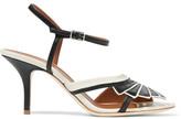 Malone Souliers Carlotta Leather Sandals - Black