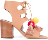 Rebecca Minkoff 'Calissa' heeled sandal - women - Leather - 5.5