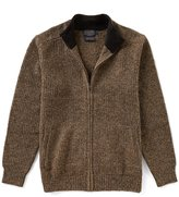 Pendleton Shetland Wool Full-Zip Cardigan