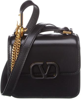 Valentino Vsling Micro Leather Crossbody