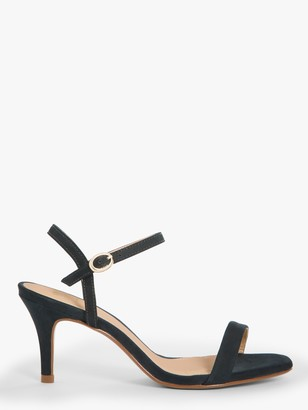John Lewis & Partners Minnie Leather Strappy Sandals