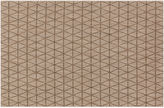 Loloi Rugs 5'3x7'7 Melrose Outdoor Rug, Beige/Moc