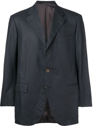 Burberry Pre-Owned pinstriped blazer