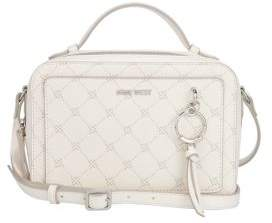 Nine West Ring Leader Logo Faux Leather Camera Bag