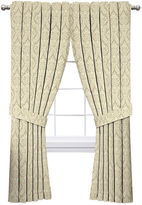 Waverly Donnington Rod-Pocket Curtain Panel