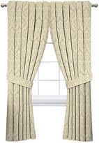 Waverly Donnington Rod-Pocket Curtain Panel