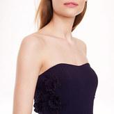 J.Crew Collection floral crepe dress