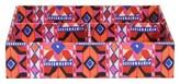 S.O.H.O New York Boho Blend 3 Section Beauty Tray Cosmetic Organizer