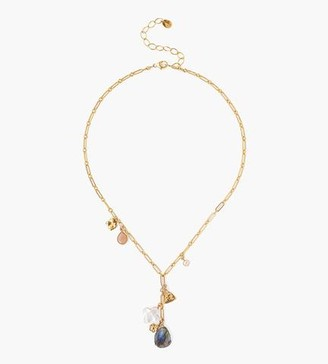 Chan Luu Sliced Labradorite Necklace